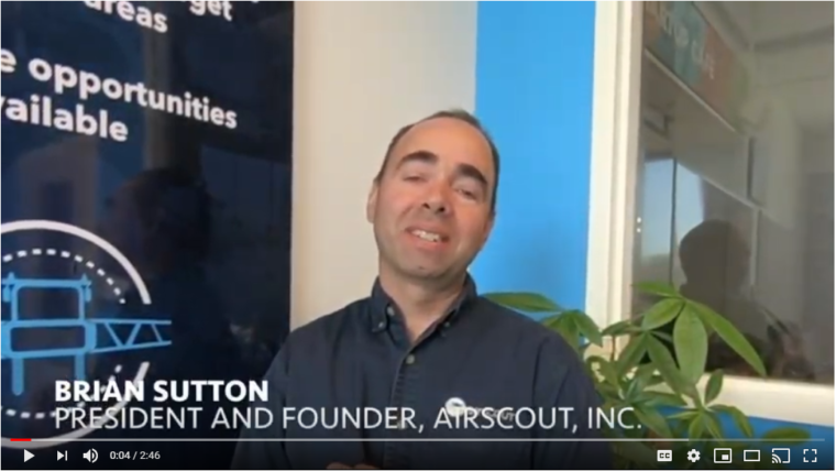 Video: AirScout Brings Precision Aerial Tech to Field Management